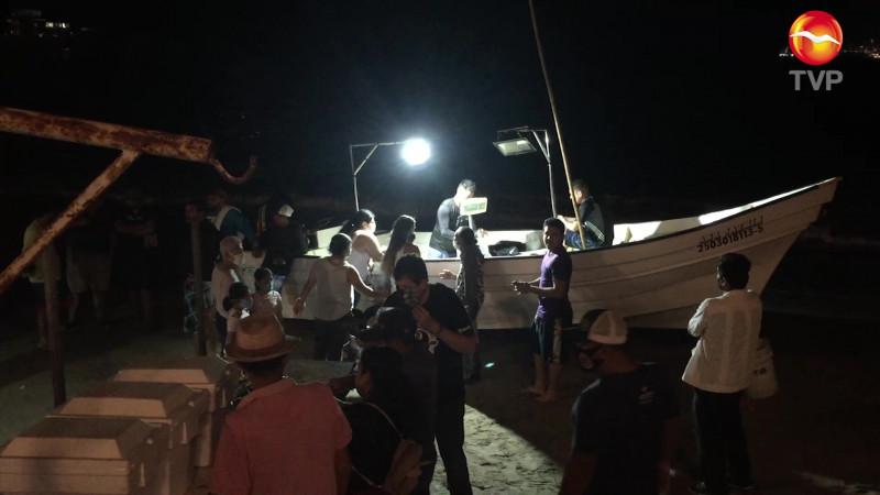 Se dicen 'presas' de hostigamiento pescadores de Playa Norte