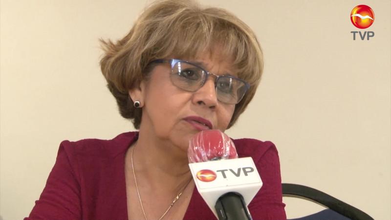 Es Olegaria Carrasco una candidata fuera de poses