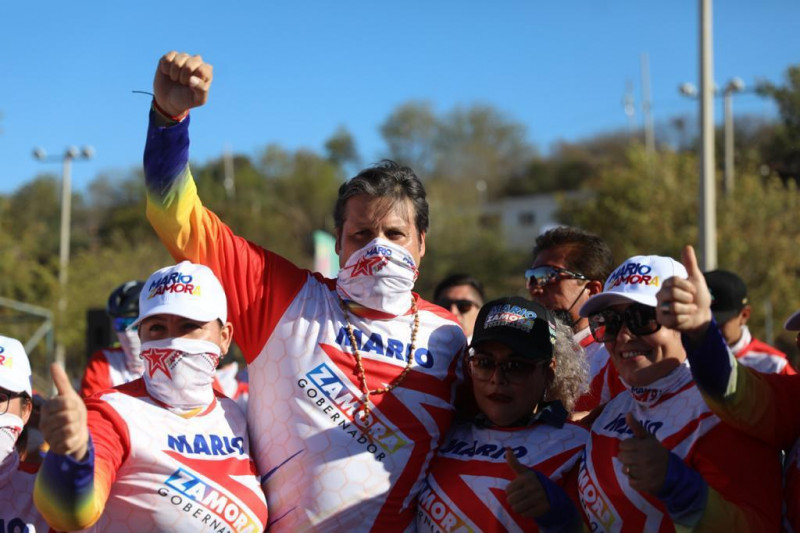 Se compromete Mario Zamora en rescatar espacios deportivos de Sinaloa municipio