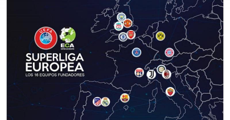 Juzgado español prohíbe a la FIFA tomar represalias contra los participantes de la Superliga europea