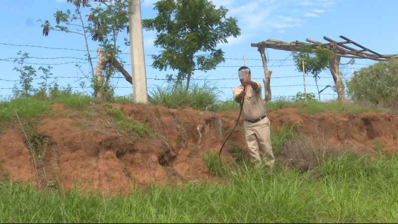 Tomas clandestinas de agua, es el problema de desabasto en el jitzamuri: JAPAMA