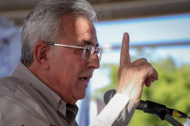 Anuncia Rubén Rocha Moya creación de bolsa de trabajo para jóvenes