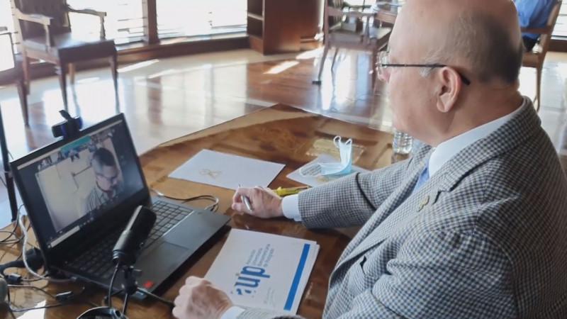 Ratifican a las UAS  como miembro de la Comisión Ejecutiva de la AUIP