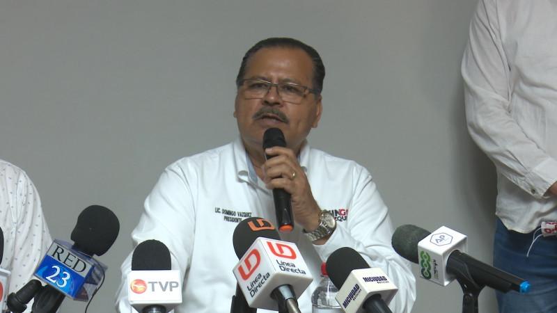 Denuncia Mingo Vázquez ataques cibernéticos en su contra
