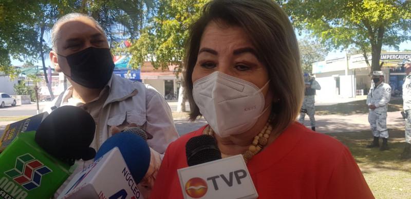 No hay que bajar la guardia en cuidados sanitarios: Socoroo Calderón