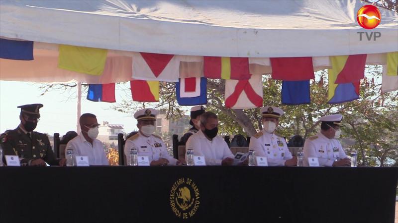 Recuerdan en Mazatlán la Defensa heroica del puerto de Veracruz