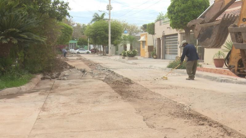 Sin cumplir Ceapas obra de drenaje en fraccionamiento Ciudad Deportiva