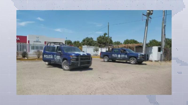 Enfrentamiento en Escuinapa