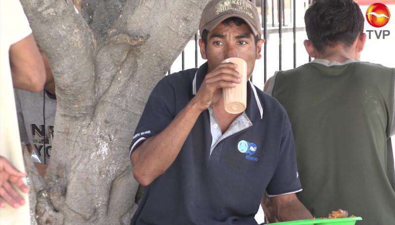 """Aumenta la demanda de migrantes en el Comedor """"San Francisco de Asís"""""""