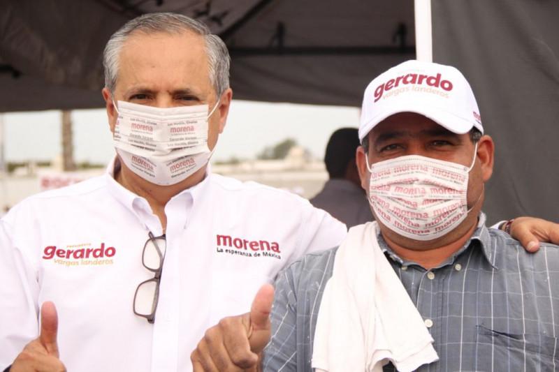 Constructores de los Mochis ponderaron y reconocieron la capacidad de Gerardo Vargas Landeros
