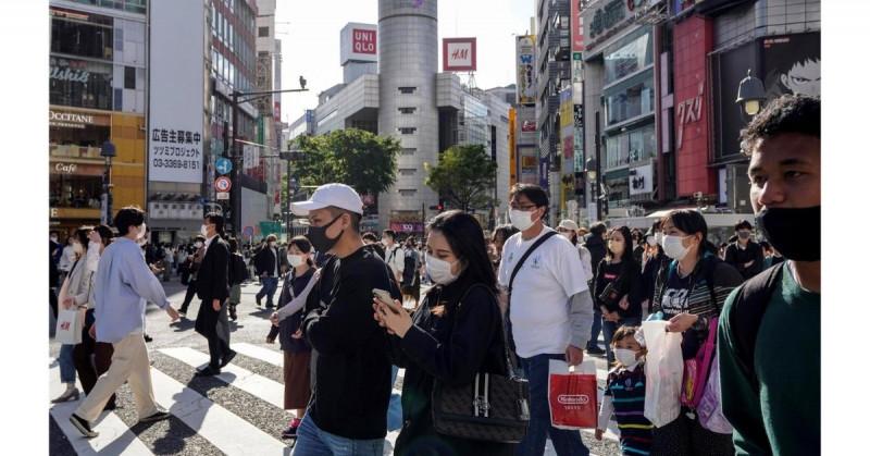 Japón declara una tercera emergencia por Covid-19 en Tokio a 3 meses de los JJOO.