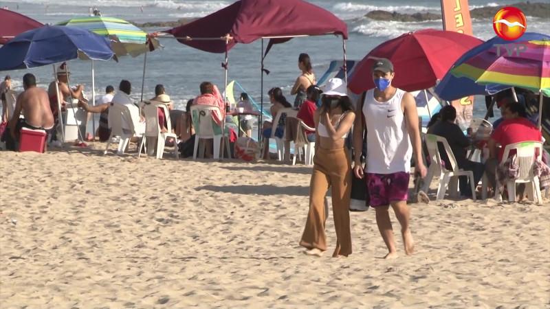 Ausente el turismo extranjero en Mazatlán este 2021