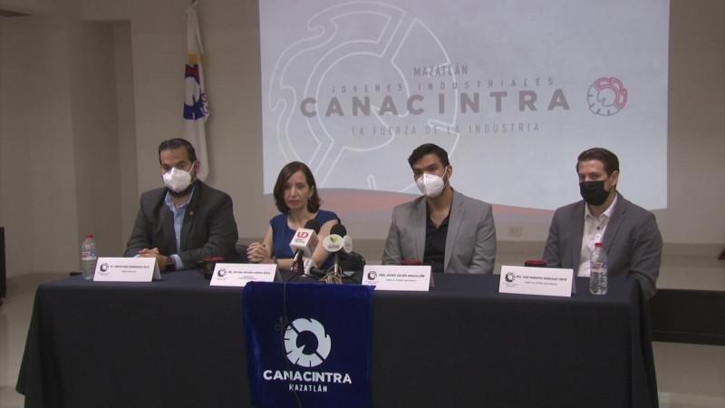 Tiene Mazatlán su primer Comité de Jóvenes Industriales