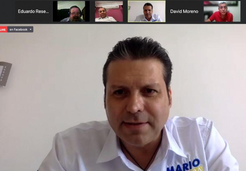 Haremos un gobierno anti mentiras, antirrobo y anti todo lo que vaya en contra del avance de los sinaloenses: Mario Zamora