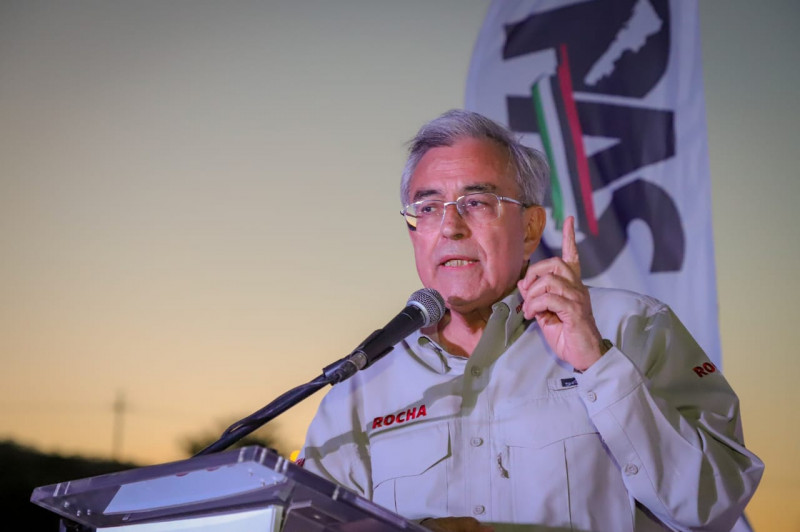 El próximo gobernador de Sinaloa será de Badiraguato: Rocha Moya