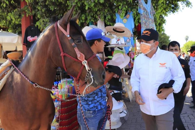 Rescataremos los pequeños negocios turísticos que cerraron durante la pandemia en Sinaloa: Sergio Torres