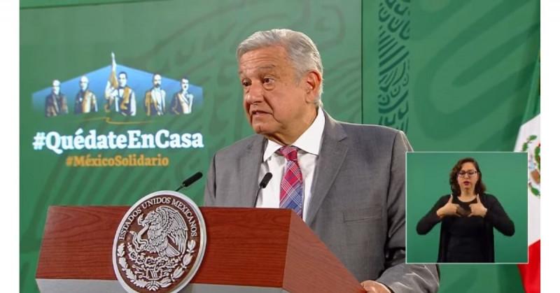 """López Obrador quiere una """"reforma electoral profunda"""" al INE después de las elecciones"""