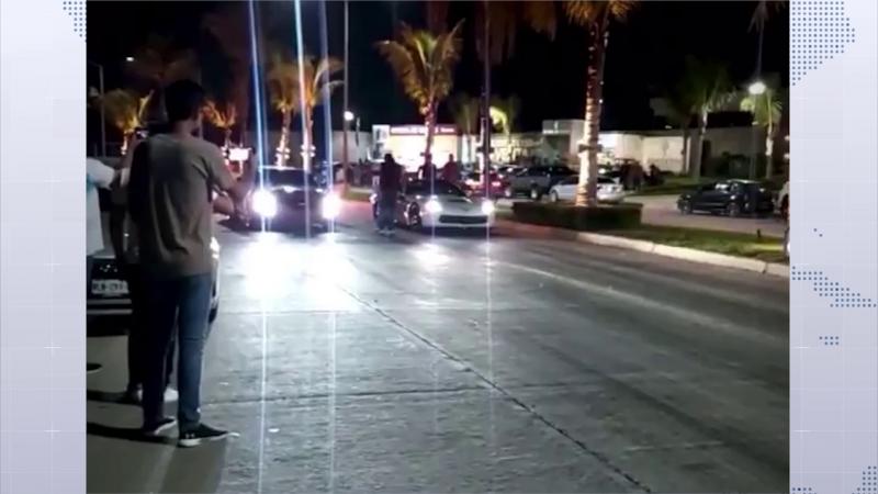 """Siguen los arrancones """"clandestinos"""" en Mazatlán"""