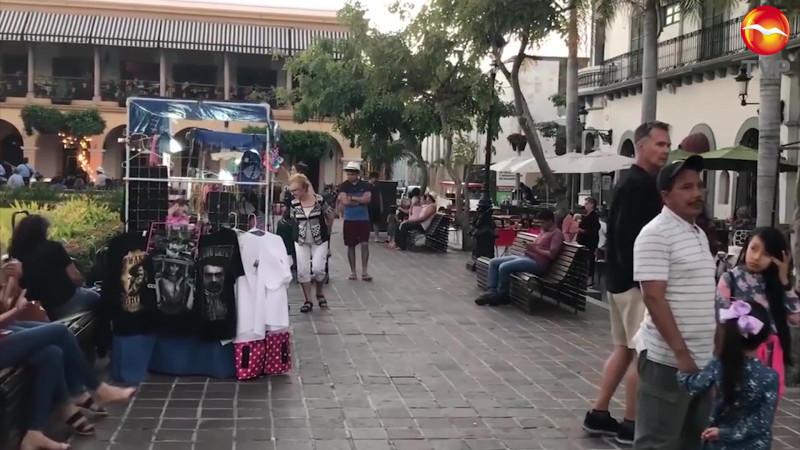 Sube de tono situación entre comerciantes de la Machado