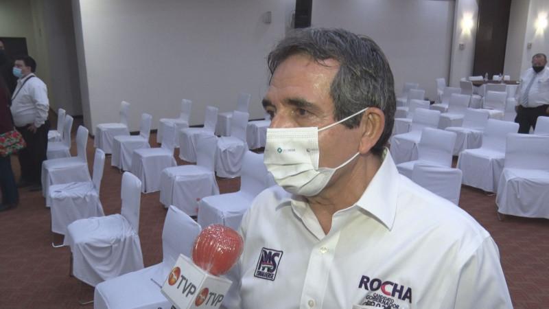 Confiamos que los jóvenes saldrán a votar: Héctor Melesio Cuén