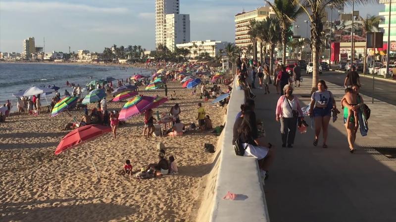 Mazatlán con turismo asegurado durante los próximos meses