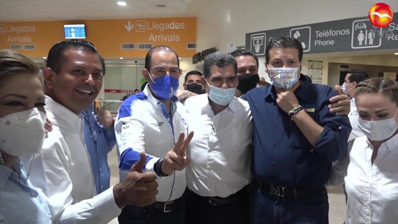 Sinaloa no será contagiado por el 'Morenavirus': Marko Cortés