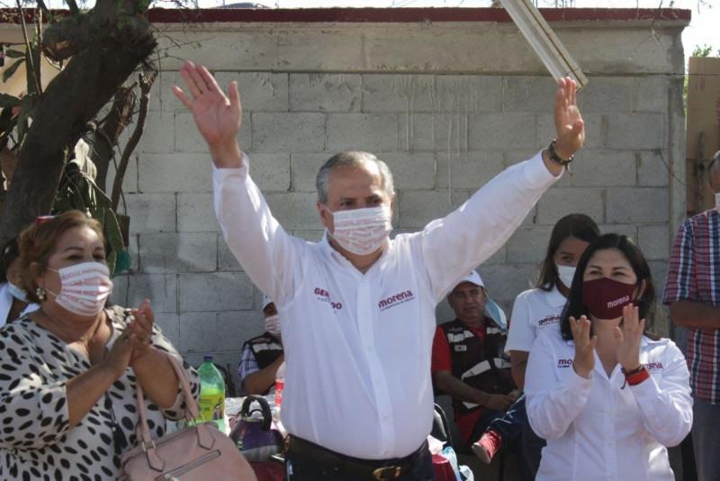 Apoyamos a Gerardo Vargas Landeros para presidente municipal de Ahome