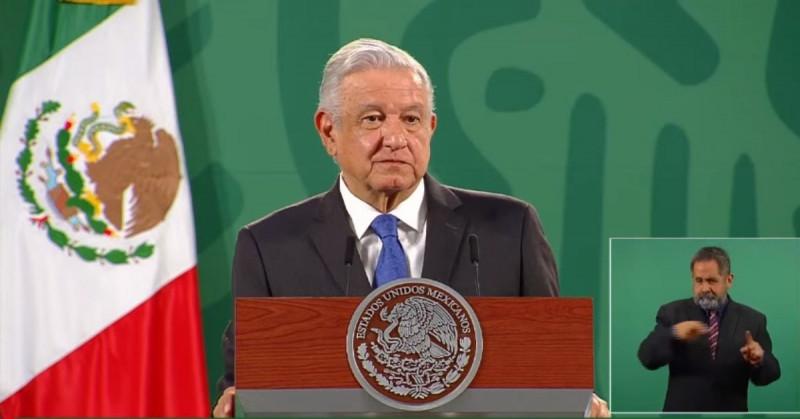 """López Obrador acusa de """"golpe a la democracia"""" al Tribunal Electoral por cancelación de Félix Salgado"""