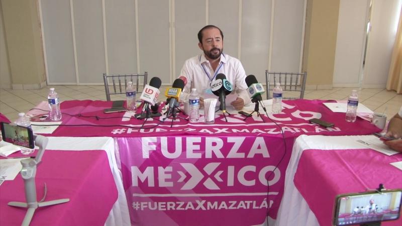 """""""Igualdad sustantiva"""" eje de trabajo de Samuel Lizárraga"""
