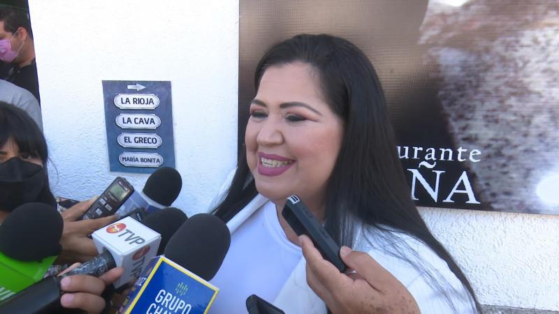 Rosa Elena Millán señala que apoyara a la educación