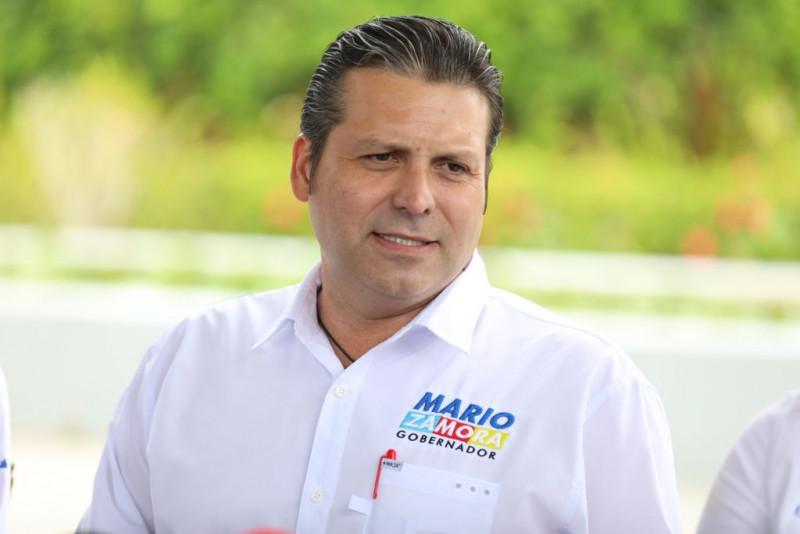 Le apuesto a los jóvenes y con ellos vamos a ganar: Mario Zamora