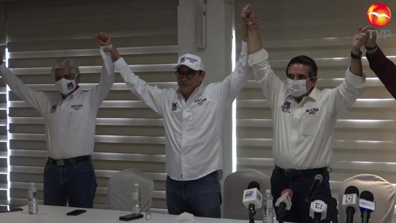 Toma fuerza el PAS y MORENA en Sinaloa: Cuén