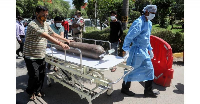 La India recibirá ayuda de 40 países por la enorme crisis de Covid-19 que sufre actualmente