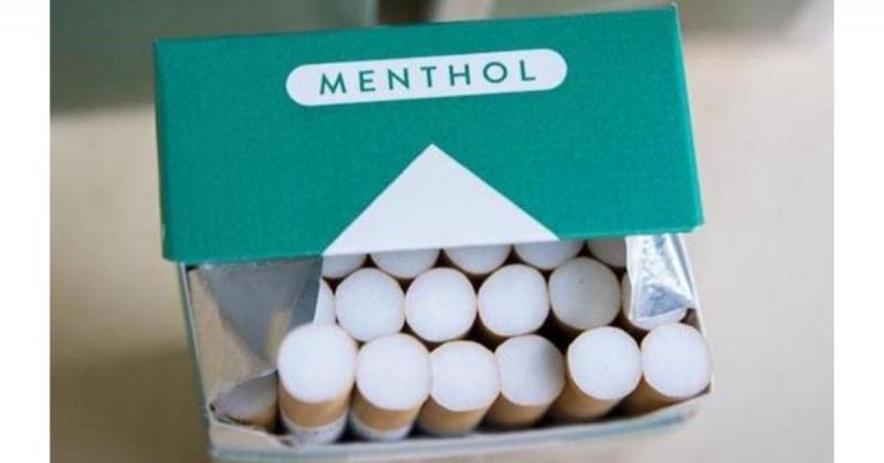 EEUU quiere prohibir los cigarros mentolados para reducir las enfermedades y muertes