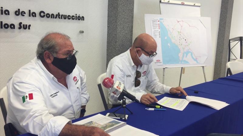 Urgen puentes a desnivel en Mazatlán: CMIC