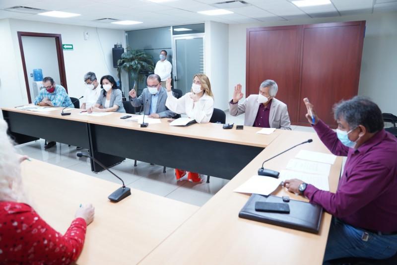 Acuerdan integrar Comisión de Selección del Sistema Anticorrupción concluido proceso electoral