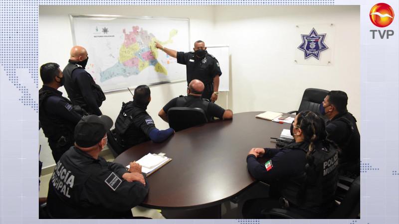 Reforzarán seguridad en Zona Dorada de Mazatlán