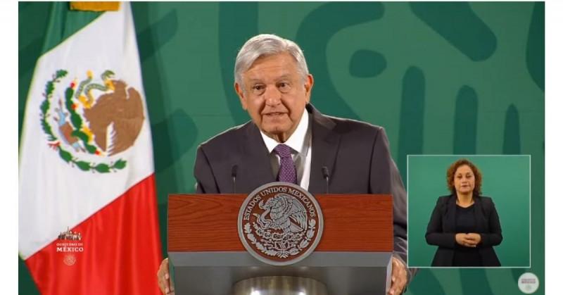 """México """"pronto"""" abrirá totalmente su frontera con EEUU, afirma AMLO"""