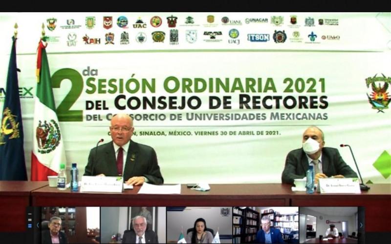 Consorcio de Universidades Mexicanas signa importantes convenios de colaboración