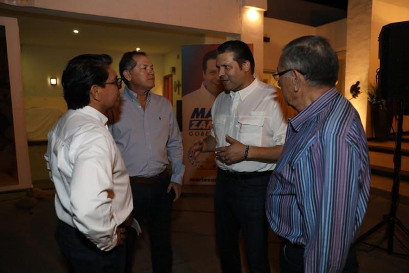 Mario es la única opción para el desarrollo de Sinaloa: Productores de papa
