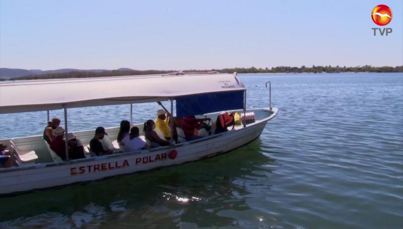 Se mantiene demanda de paseos a la Isla de la Piedra