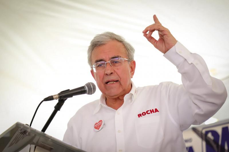 Rocha Moya va a mejorar las condiciones de vida de los trabajadores
