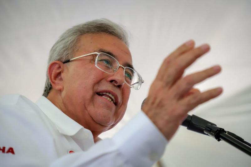 Candidato del PRIAN utiliza con fines electorales el embargo del camarón: Rocha
