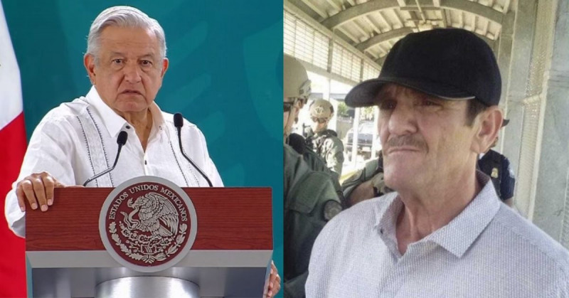 """López Obrador cuestiona a juez por absolver al """"Güero"""" Palma, uno de los fundadores del Cártel de Sinaloa"""