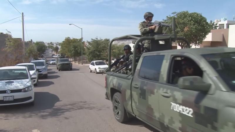 Buscan mejor seguridad para Sinaloa