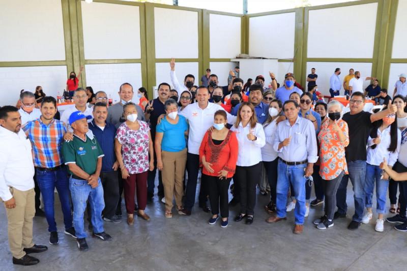 El embargo al camarón en USA es por ineptitud de Cobapesca: Sergio Torres