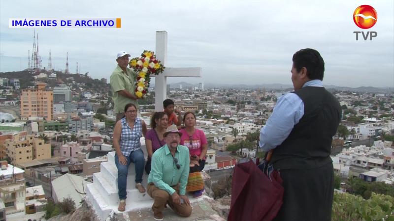 Obliga pandemia a suspender peregrinación al Cerro de la Cruz
