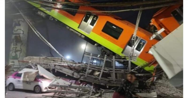 """Se llegará al """"fondo"""" del accidente en el metro capitalino, dice López Obrador"""