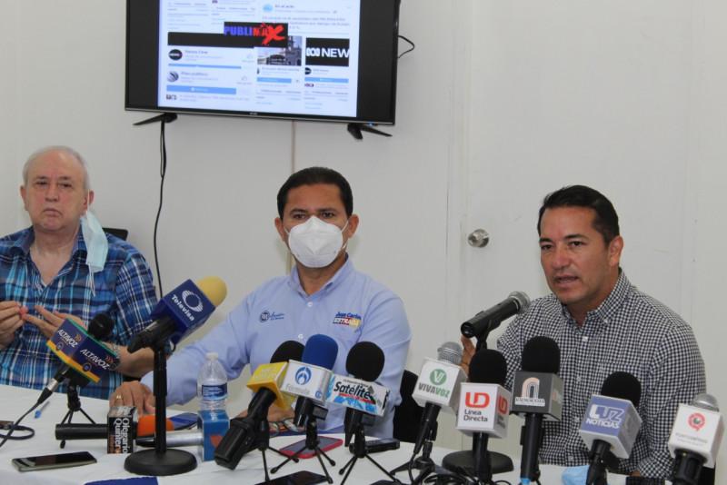 Interpondrán denuncia contra candidatos de MORENA-PAS