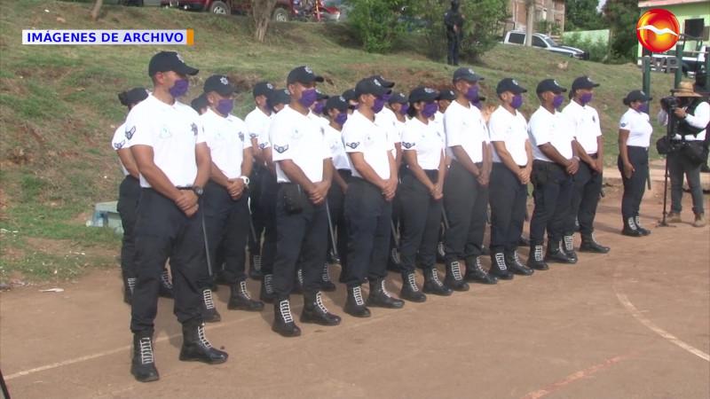Más de 100 cadetes se integrarán a las filas de la SSPM en Mazatlán